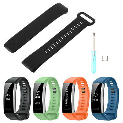 Replacement Band Silicone Wrist Strap For Huawei Band 2/Band 2 pro Smart Watch