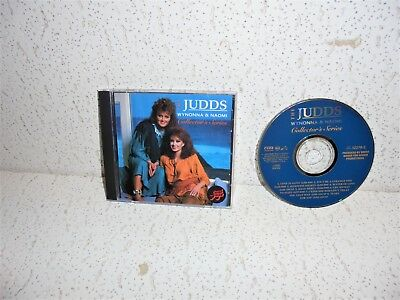 The Judds : Naomi & Wynonna Collector's Series CD Compact Disc