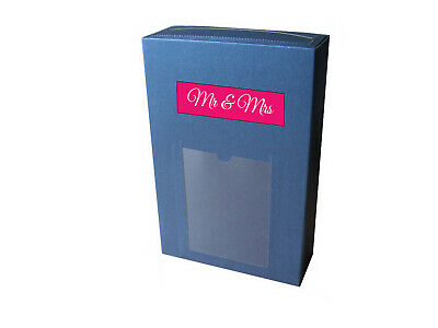 NEW! Small Wedding Card Box & Wedding Post Box - Various Colours & Options