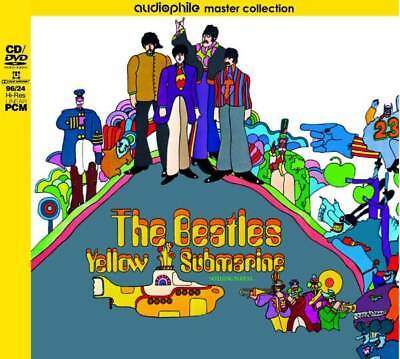 BEATLES/ YELLOW SUBMARINE [1CD+1DVD] AUDIOPHILE MASTER COLLECTION vol.11 *F/S