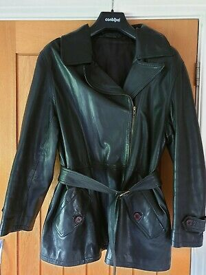 Ladies Italian Leather Jacket