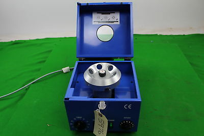 Capricorn Bench Top Centrifuge CEP 2000 w/ Rotor Laboratory Equipment