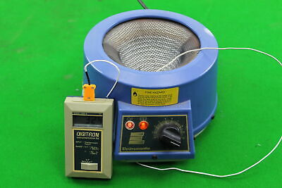 Electromantle Heating Mantle Laboratory 1000mL Electrothermal