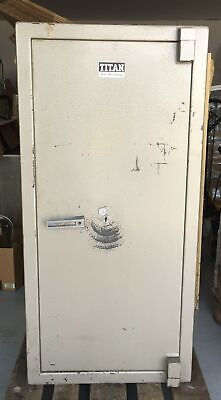 Titan Fire Resistant Large Heavy Duty Safe / Cabinet
