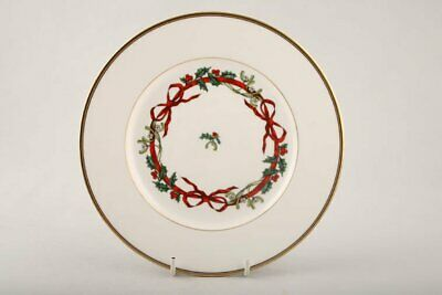 Royal Worcester - Holly Ribbons - Starter / Salad Plate - 181559Y
