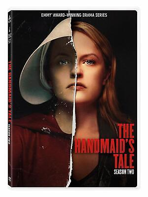 The Handmaids Tale Season 2 Two DVD Box Set Complete Second TV Series New
