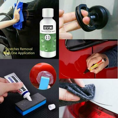 Car Scratch Paint Care Body Compound Polishing Scratching Paste Repair Tools Kit