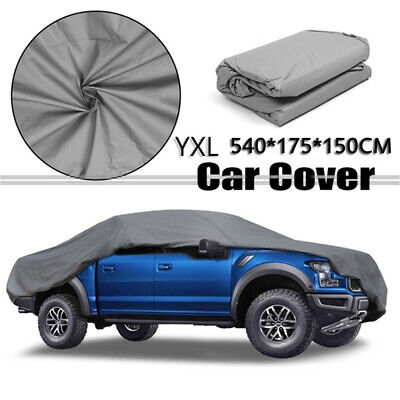 Size Dust Resist Outdoor Car Covers Tarpaulin Car Accessories PEVA Protector