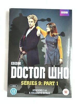 Doctor Who Season Series 9: Part 1 - DVD  NEW & SEALED  WH1+