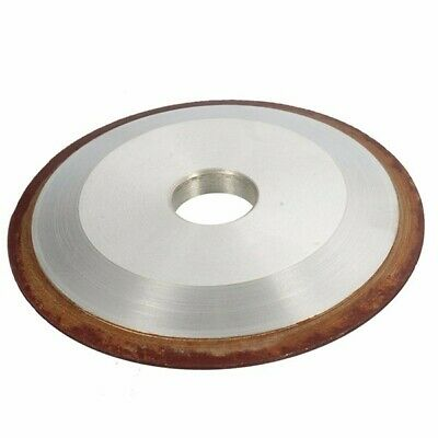 180 Grit 100mm Diamond Grinding Wheel Carbide Steel Resin Cutter