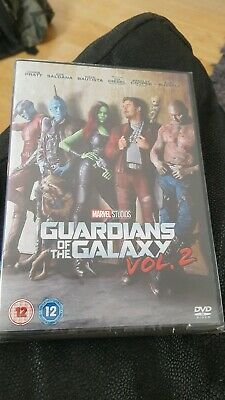guardians of the galaxy vol 2 dvd new and sealed