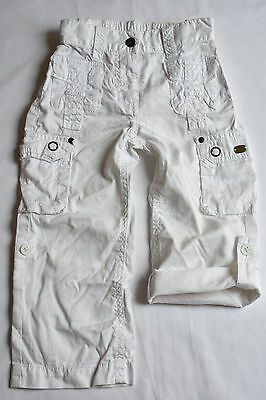 Ted Baker Girl's 2 Years White Trousers Next Day Post
