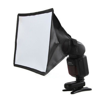 Speedlight Softbox 15*17cm for Flash Speedlite Outdoor Universal Mini Diffuser