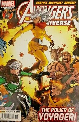 Marvel Avengers Universe = Collectors' Edition = # 18 = 15 May 2019
