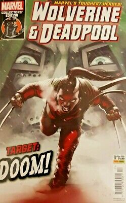 Marvel Collector's Ed = Wolverine And Deadpool = # 17 = 25 May 2019