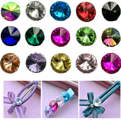 18 colors XILION ELEMENTS Crystal Rivoli glass Beads DIY Jewelry Accessories