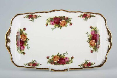 Royal Albert - Old Country Roses - Made in England - Sandwich Tray - 133493Y