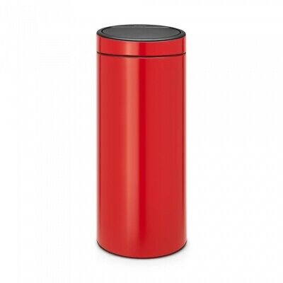 Brabantia - Touch Bin New 30 Litres Passion Red