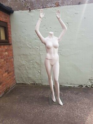 Female Full Size Mannequin (Made By Hindsgaul)