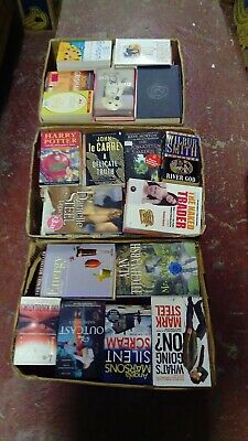 A Pallet Joblot Of Books Collection Only 30 plus boxes