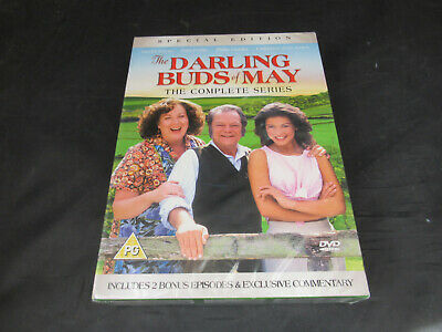 DVD Boxset The Darling Buds of May The Complete Series Special Edition New
