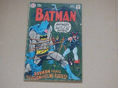 DC Batman #210 Silver Age! cents issue