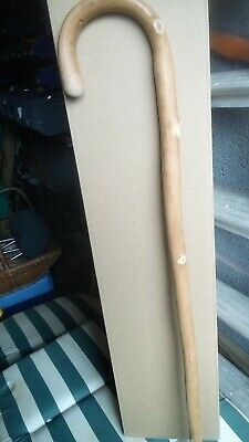 wooden classic style walking stick