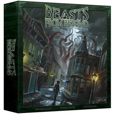 FATE OF THE ELDER GODS BEASTS FROM BEYOND EXP BRAND NEW /& SEALED