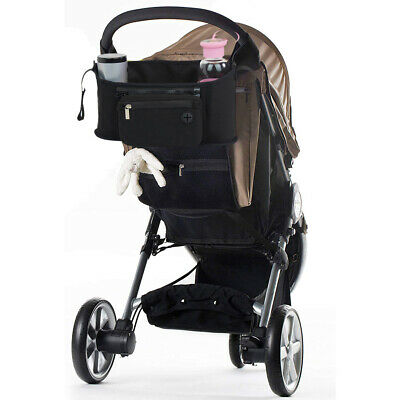Universal Fit Storage Bag Baby Infant Practical Pouch Multifunctional Stroller