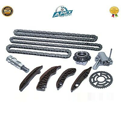 TIMING CHAIN KIT N47 BMW 2.0 Diesel N47D20 A B & C 316d 318d 320d 518d 520d NEW!
