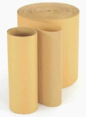 Corrugated Cardboard Rolls Paper Roll Strong Packaging Packing Posting Card Pack