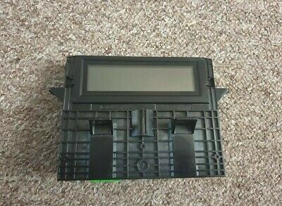 VOLVO XC60 Infomation Display Screen Monitor 30772584