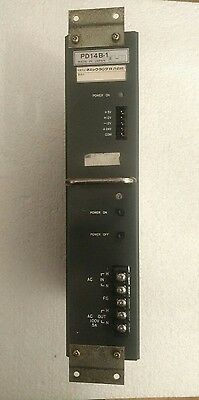 Pd14B-1,  Mitsubishi Power Supply