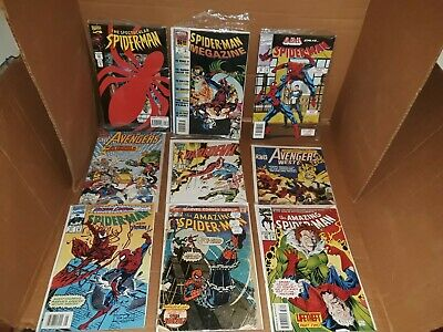 Vintage comic book lot