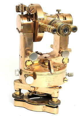 Vintage Brass Theodolite by Cooke Troughton and Simms