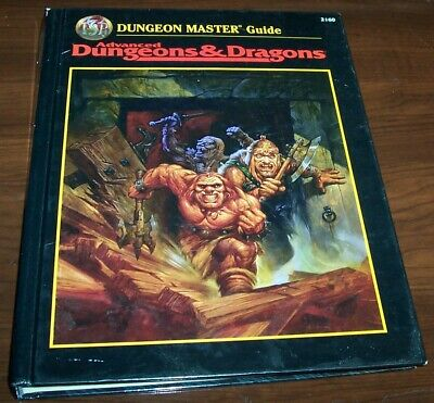 Advanced  Dungeons & Dragons(Dungeon Master Guide 2160