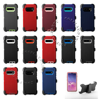 Samsung Galaxy S10 S10+ Plus S10e Case *Belt Clip Fits Defender Series Case*