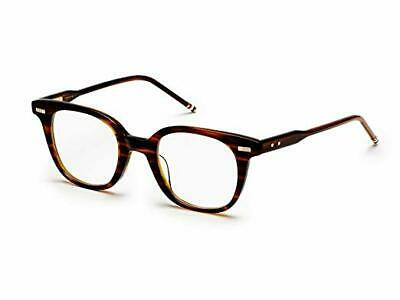 7a8fc6c652a0 THOM BROWNE EYEWEAR Model. TB 405 Color Tortoise BRAND-NEW AUTHENTIC