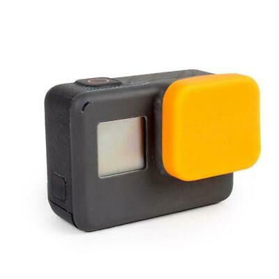 2xSoft Silicone Protective Lens Cap Case Cover For GoPro Hero 5 Sport Camera