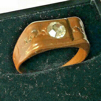 Gorgeous Medieval Ancient Roman Ring Bronze Super Quality artifact