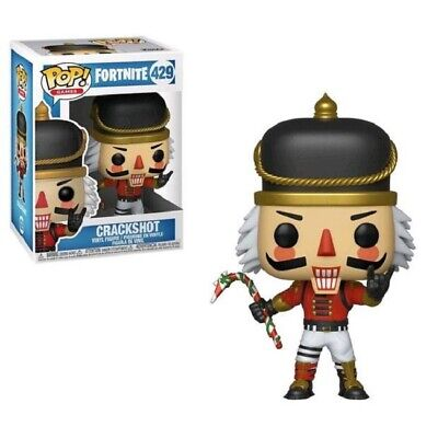 Fortnite POP! Crackshot Funko Soldatino Legno 429 LIMITED