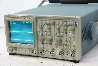 TEKTRONIX 2430A Dual Channel Digital Oscilloscope