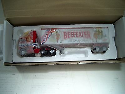 Spirit Of London Beefeater Freightliner - Matchbox Collections Die Cast