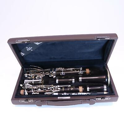 Buffet BC1116L-5-0 'Tradition' Professional Bb Clarinet NICKEL KEYS SN 705946