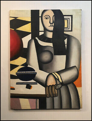 Fernand Leger Painting - large