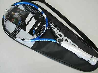 **New** Babolat Drive Max 110 Tennis Racquet (4 3/8) With Full Cover. Pre-Strung