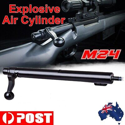 Gel blaster Explosive Air Cylinder with 1.3 Wire Spring for GJ M24 Upgrade