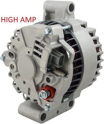 F-350 F-450 F-550 Super Duty V8 7.3 Diesel 1999 2000 2001 ALTERNATOR HIGH OUTPUT