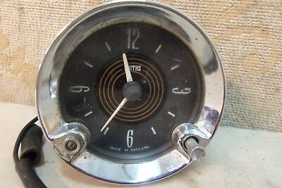 Used Genuine Smiths 60Mm Dashboard Clock Morris Oxford Vi 1965 # Ce 3112/00