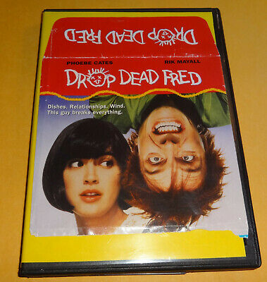 DROP DEAD FRED Promo Disc Papa Johns DVD Full Movie